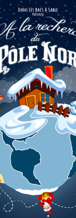 A la recherche du Pôle Nord