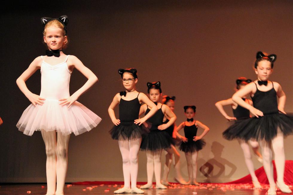 Balletschool Pierrot Boechout Kalmthout