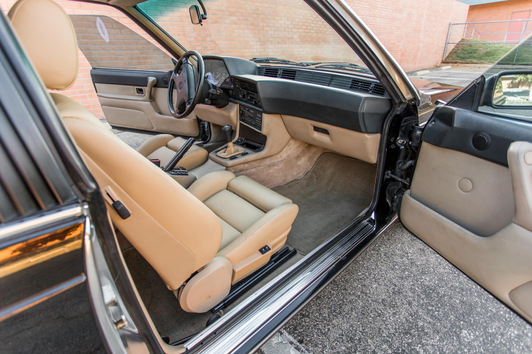 1988 bmw M6 kent classic cars (66).jpg