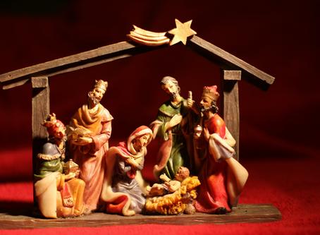 Svjetlost i snaga, Božić i znak
