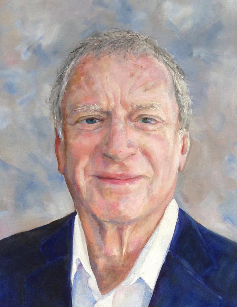 Portrait of Richard Edghill (detail)