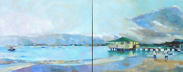 pebble beach Diptych (1).jpg