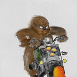 Space Biker Chewy