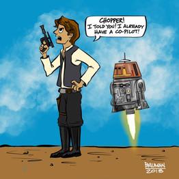 Han & Chopper