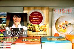 Kookboeken van Toko Tjiau Jiang Utrecht