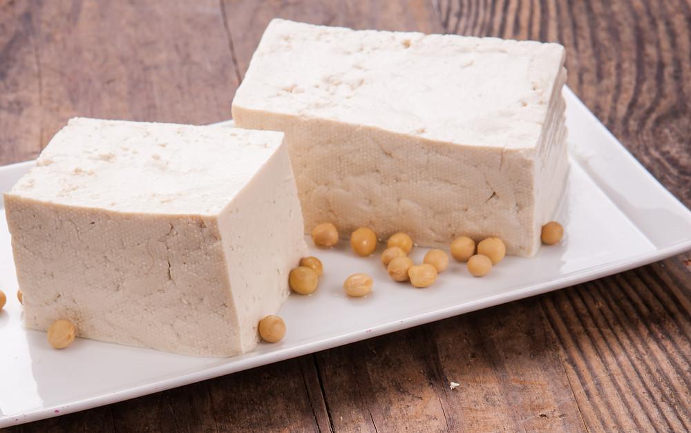 Vleesvervanger tofu