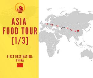 Asia Food Tour China