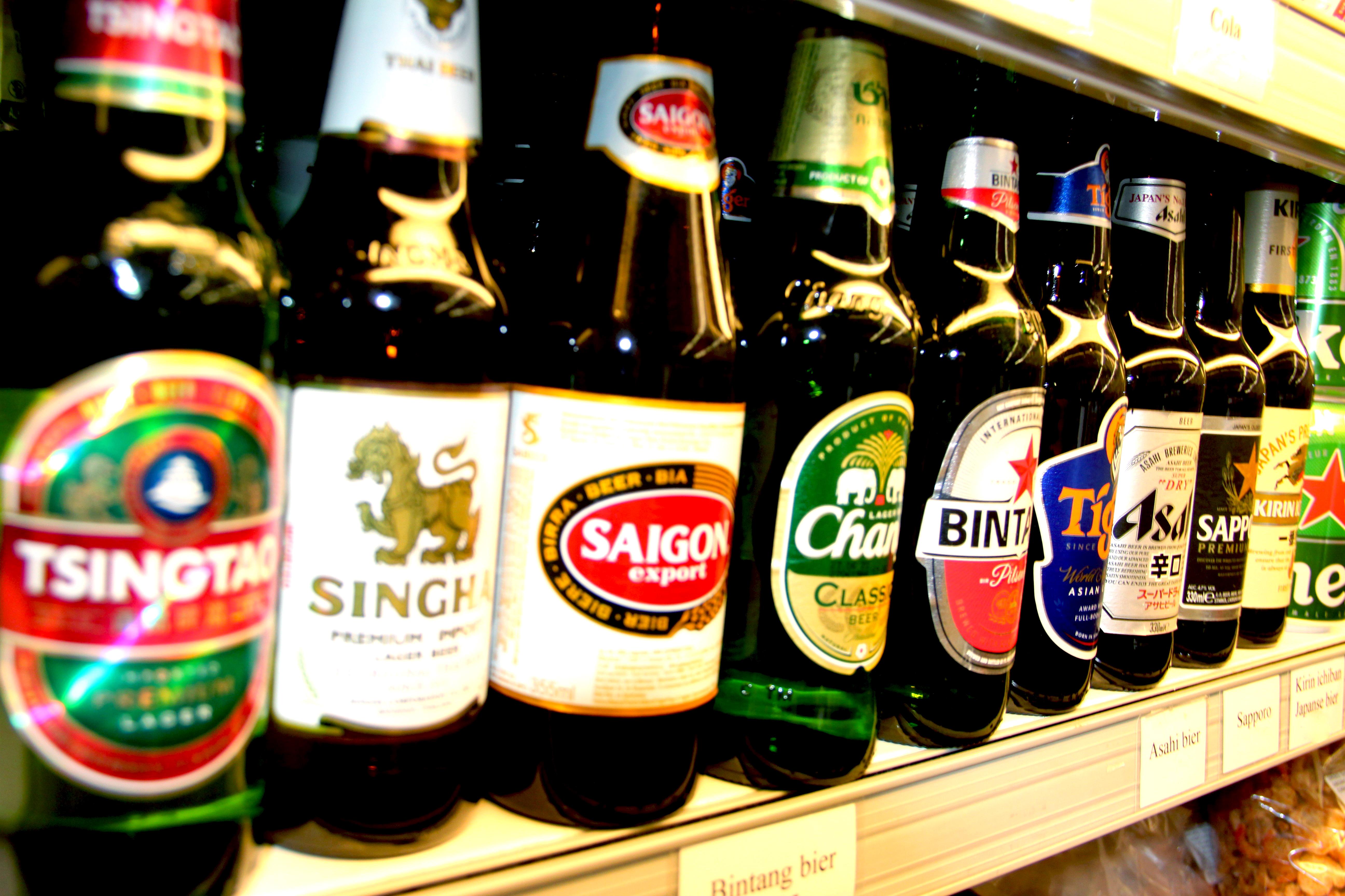 Speciaalbieren van Toko Tjiau Jiang Utrecht