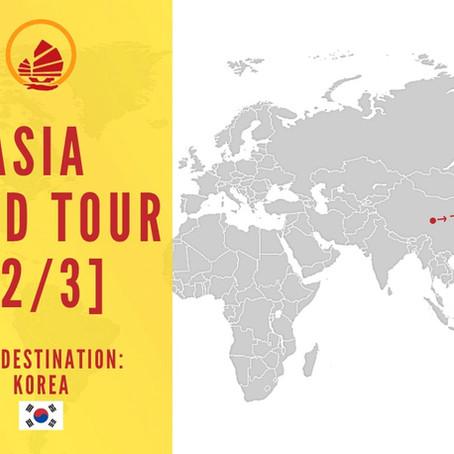 ASIA FOOD TOUR [2/3]: KOREA