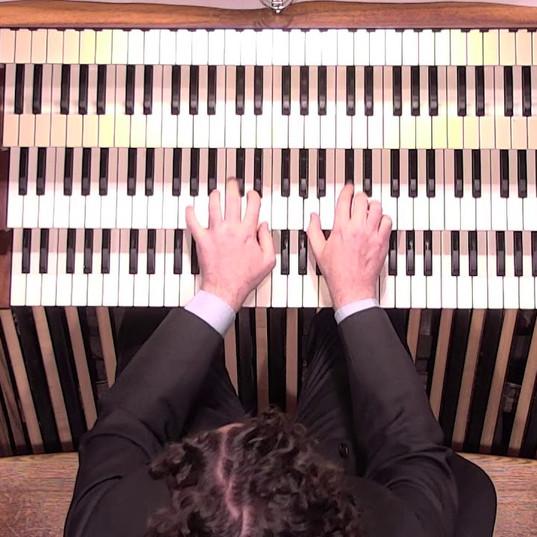 Easter Day Organ Recital at Washington National Cathedral
