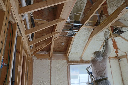 team of insulation experts working in Si