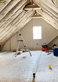 Baltimore, MD attic insulation services