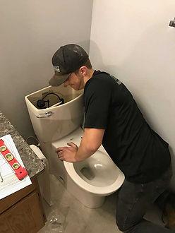 bathroom remodeling service in Hampton V