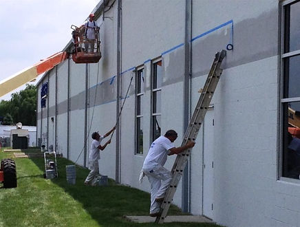commercial painting Service in Ellicott