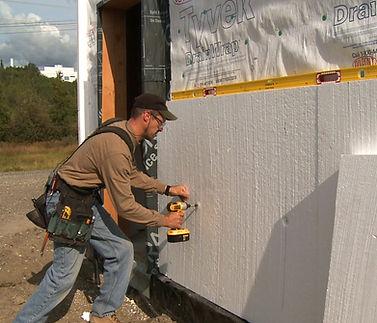 Boston, Massachusetts wall insulation se