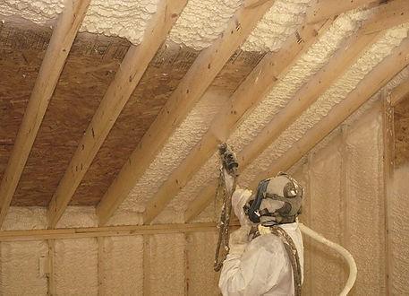 Silver Spring MD spray foam insulation s
