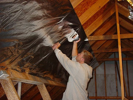 Baltimore, MD wall insulation services