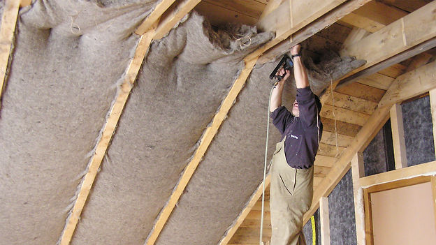 Attic Insulation Service cleaning columbia maryland