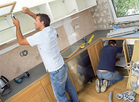 kitchen remodeling service in Hampton VA