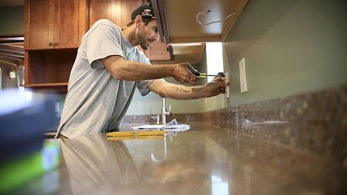 Corona California handyman working on generic repair services