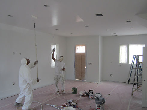 Ellicott City Maryland team of painters