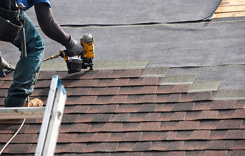roofing service in Hampton VA worked by
