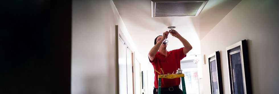 generic repair services done by a team of handymen in Corona California