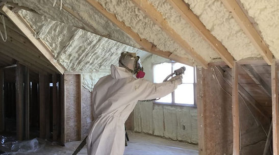 Boston, Massachusetts spray foam insulat
