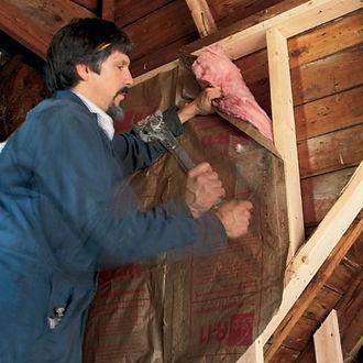 columbia, maryland wall insulation service