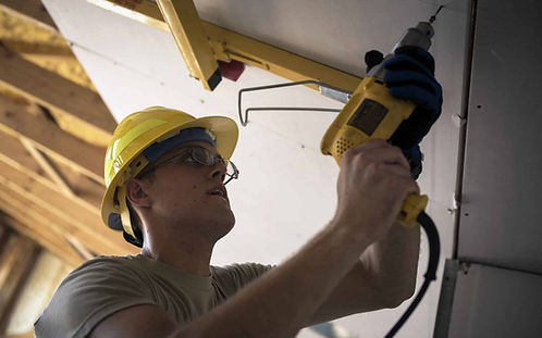 Corona California generic repair services being done by a team of handymen