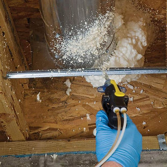 insulation expert working in columbia maryland