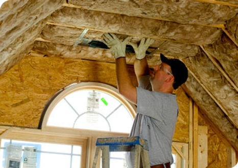 Silver Spring MD insulation expert worki