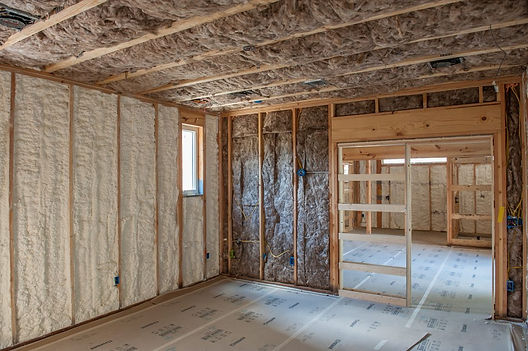 spray foam insulation service work done by a team of insulation experts in Indianapolis Indiana