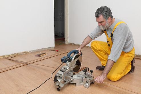 handyman working on generic repair services in Corona California
