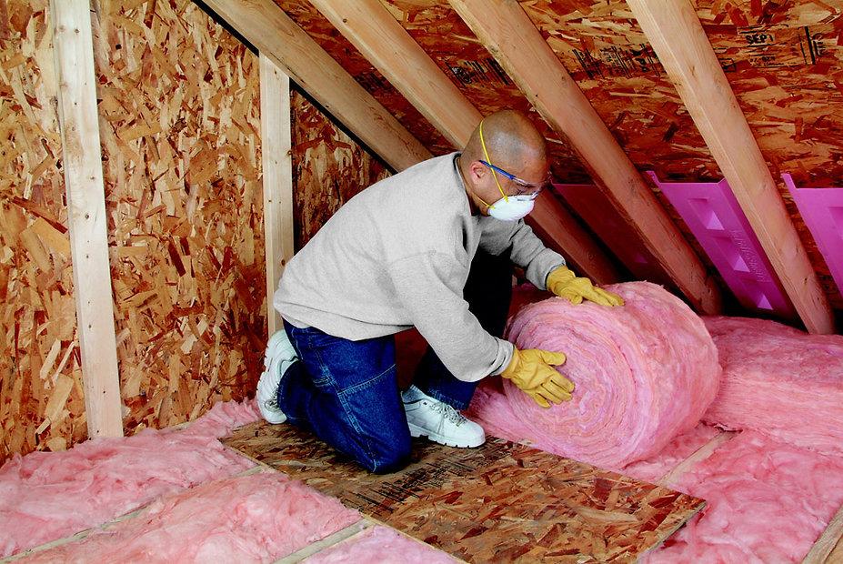 insulation expert working in Silver Spri