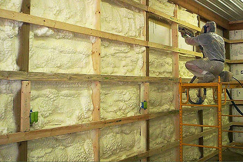 insulation expert working in Baltimore