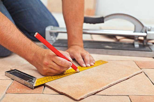 Corona California generic repair services work being done by a handyman