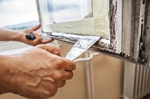 window repair service work done by handy