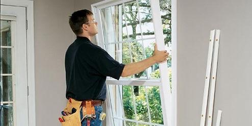 window service in Hampton VA worked by a