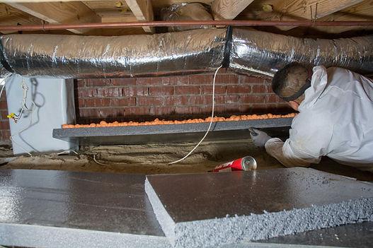 Baltimore, MD insulation expert working