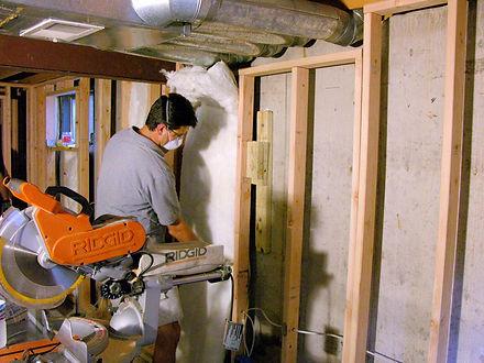 Silver Spring MD basement insulation ser