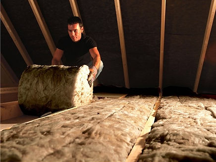 insulation expert working in columbia md