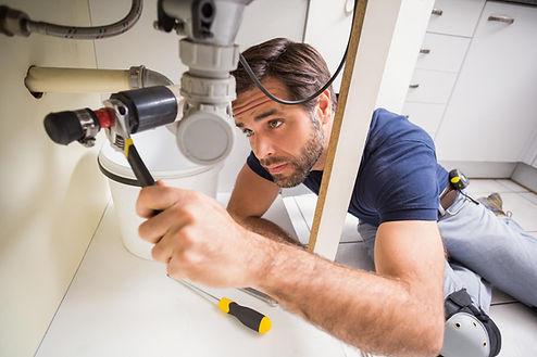 plumbing services in Hampton VA worked b
