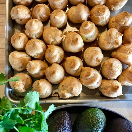 Guacamole Puffs