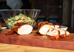 Chipotle Grilled BBQ Pork Loin (opt 2)