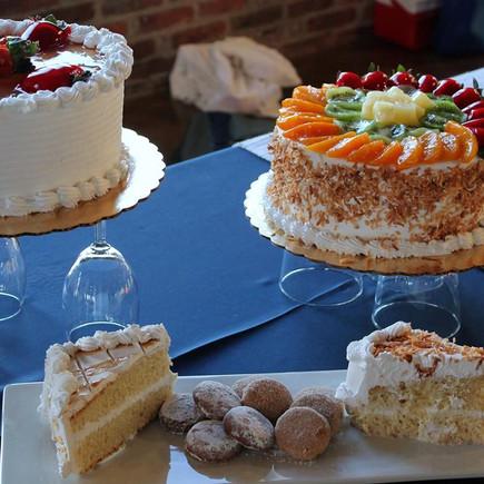 Tres Leches Cake______