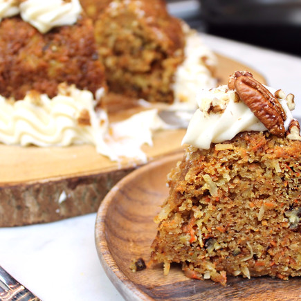 Chef Martin's Carrot Cake