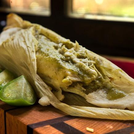 Tamales Verdes