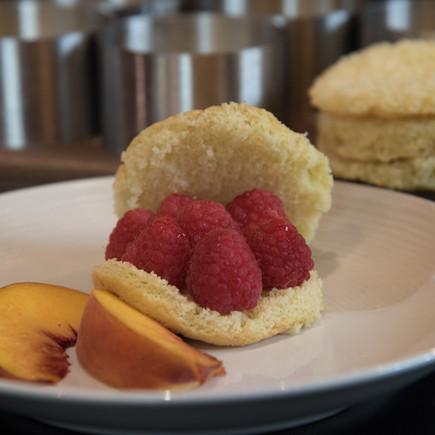 Chef Martin's Vanilla Sponge Cake