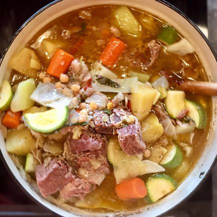 Caldo de Res Mexican Beef Stew